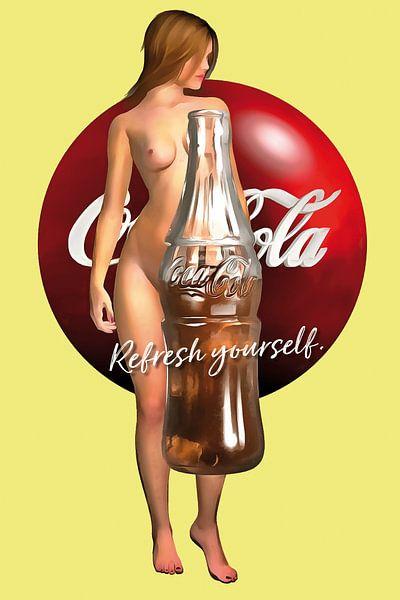 Coca-Cola Refresh Yourself van Jan Keteleer