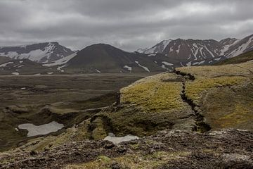 Het verscheurde landschap van Stephan van Krimpen