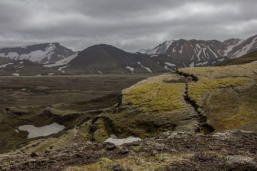 Het verscheurde landschap