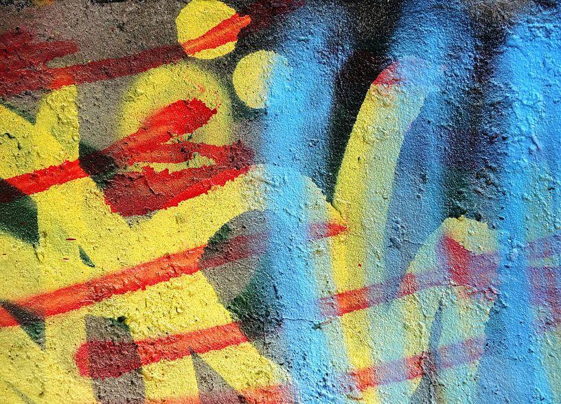 Urban Abstract 197 van MoArt (Maurice Heuts)