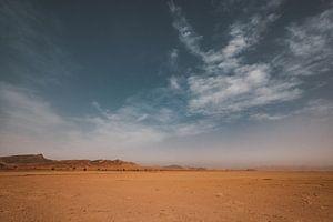 Marokko sahara 7 van