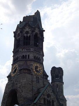 Kaiser-Wilhelm-Gedächtniskirche van Made_ by_Sandy