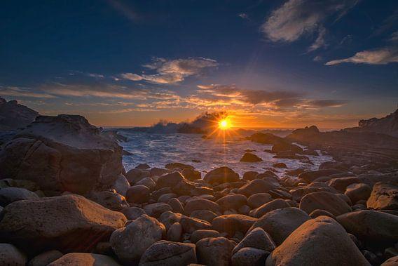 Oceaan van Ronnie Westfoto