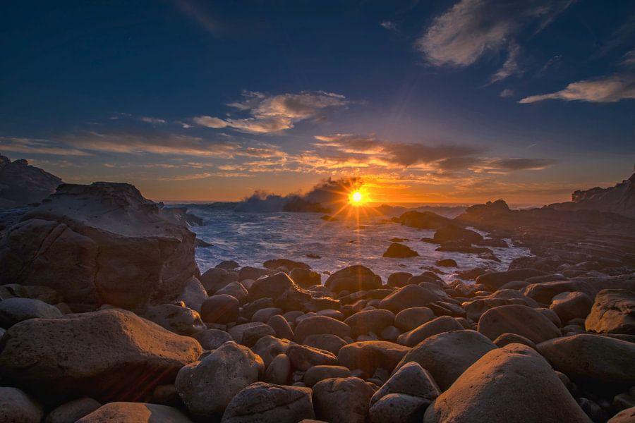 Oceaan van Ronnie van Westfoto