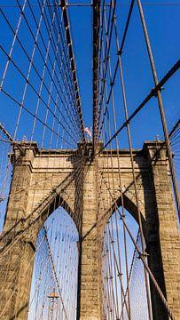 Brooklyn Bridge van Sofie Verbruggen