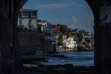 Der Golf von Neapel von Hugo Braun