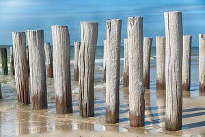 Strandpfosten von Mark Bolijn