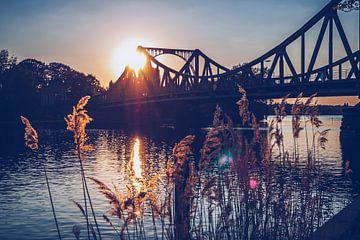 Berlijn - Glienickebrug van Alexander Voss