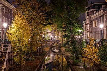 Utrecht herfst 6 van John Ouwens