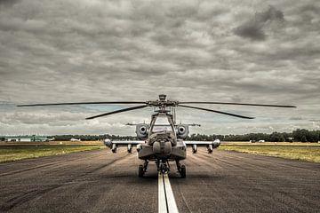 AH-64D Apache Solo Display Team von Joram Janssen