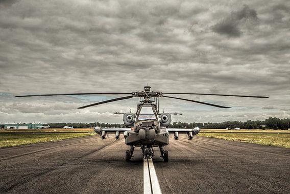 AH-64D Apache Solo Display Team van Joram Janssen
