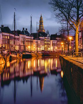 Hoge der Aa, A-kerk, Groningen von Harmen van der Vaart