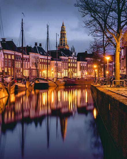 Hoge der Aa, A-kerk, Groningen van Harmen van der Vaart