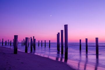Sonnenuntergang I von Dokra Fotografie