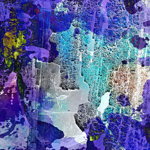 Purple exclusion von PictureWork - Digital artist