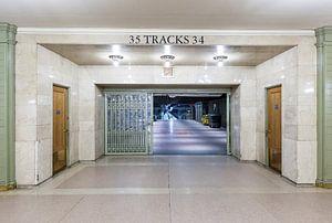 New  York Subway Tracks 34 & 35