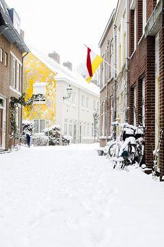 Oeteldonk in de sneeuw van Sonja Onstenk