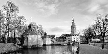 Historisches Breda Spanjaardsgat von JPWFoto