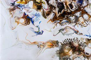 Acryl kunst 2004 van