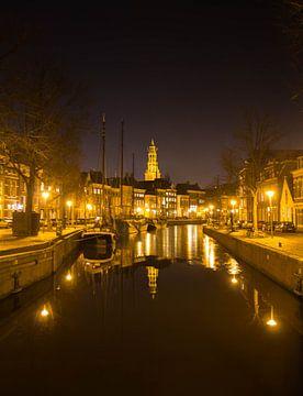 Het Gouden Groningen van Lennart Menger