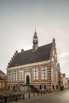 Historisches Rathaus von IJsselstein von Tony Buijse