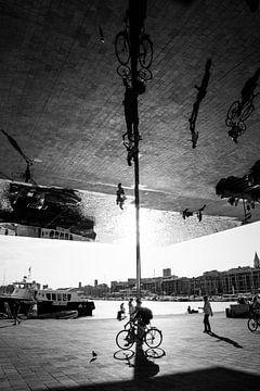 Alter Hafen Marseille von Dorit Fuhg