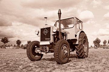 Traktor Pionier von Ingo Rasch