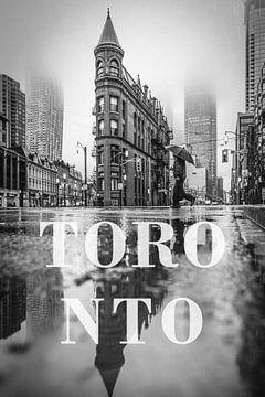Städte im Regen: Toronto von Christian Müringer