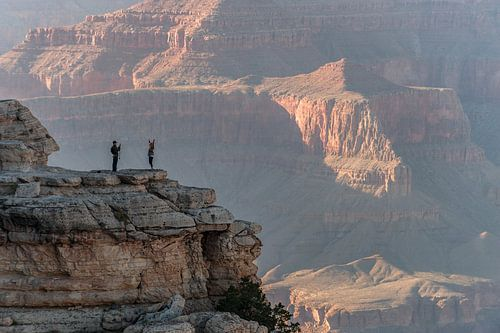 Grand Canyon van Wim Slootweg