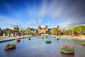 Amsterdam Rijksmuseum LE sur