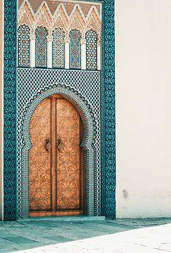 Moroccan Doorway van Robin