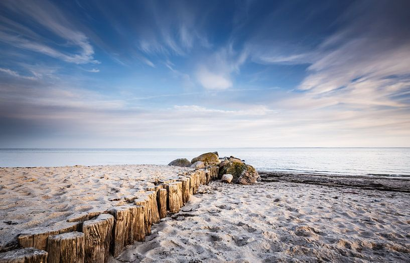 Oostzee-indruk van Werner Reins