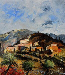 Suze in der Provence