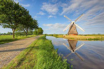 Krimstermolen bij Groningen