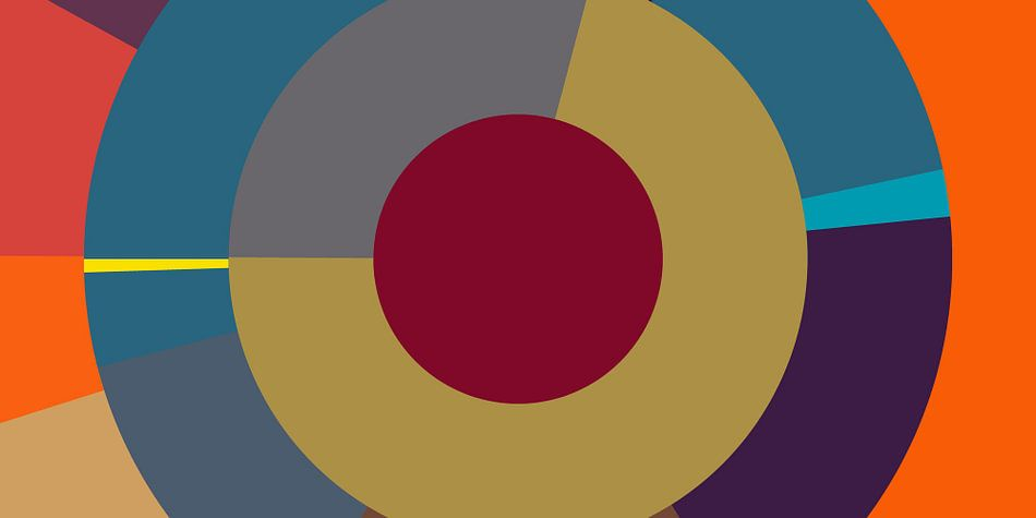 Der rote Punkt van Marion Tenbergen