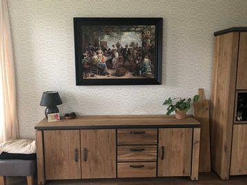 Photo de nos clients: Jan Steen - Das Tanzende Paar