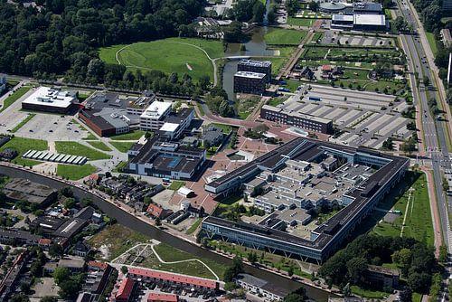 Kenniscampus Leeuwarden van