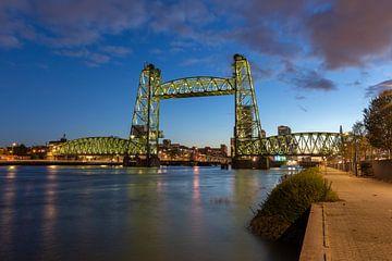 Die Hebebrücke von Prachtig Rotterdam