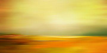 Eenvoudigweg horizon II van Andreas Wemmje