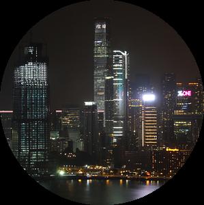Hongkong Kowloon van rheinmain.from.above