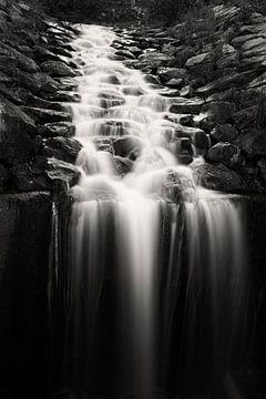 Waterval Noorwegen van Herwin Heyman