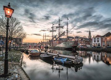 Oud Haarlem van Reinier Snijders