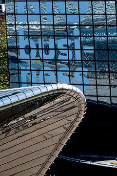 """Centraal Station Rotterdam """"Details"""" by:Jan Benthem van Truckpowerr"""