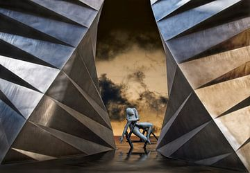 Metallisch von Marcel van Balken