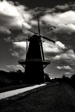 Windmühle, De Hoop, Gorinchem von Nynke Altenburg