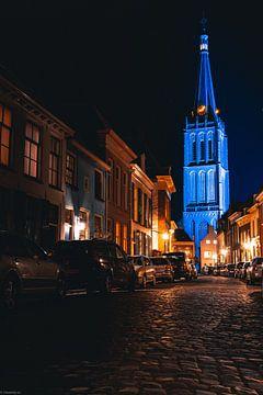 Grote Kerk te Doesburg van Arjen Uijttenboogaart