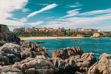 Playa del Camello, Santander, Espagne