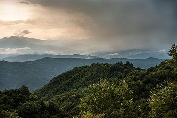 Süd Pindos Griechenland von maarten van der Wilt