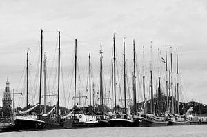 Zuiderzee schepen