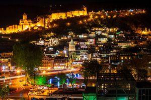 Panorama Tbilisi van